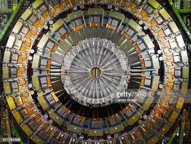 Large Hadron Collider, Geneva, Switzerland