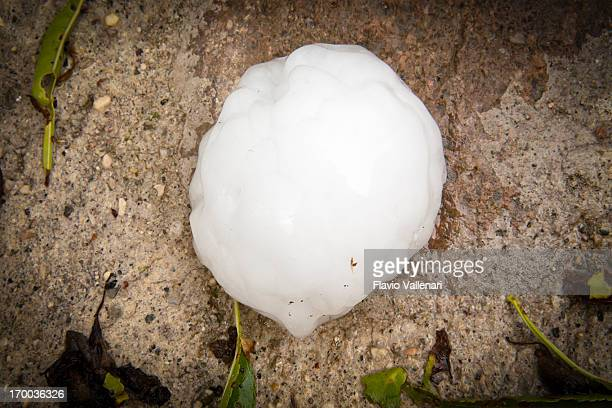 large hailstone - hail stock pictures, royalty-free photos & images