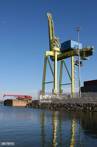 Large Heavy Duty Port Crane