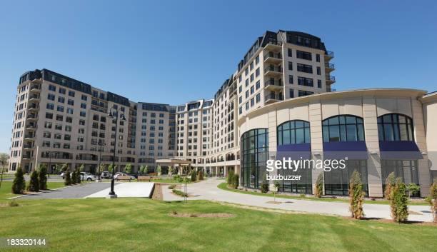 Large Luxury Retirement Habitations