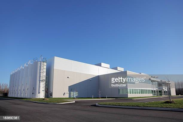 large manufacturing plant - plant stock pictures, royalty-free photos & images