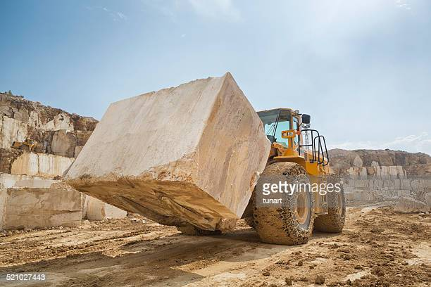 Large Marble Quarry