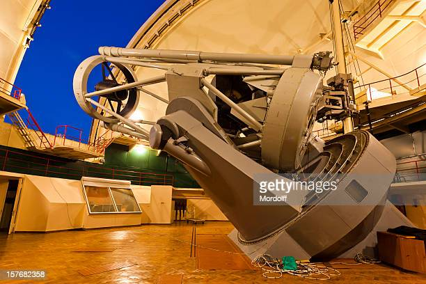 Large optical telescope in Crimean Astrophysical Observatory