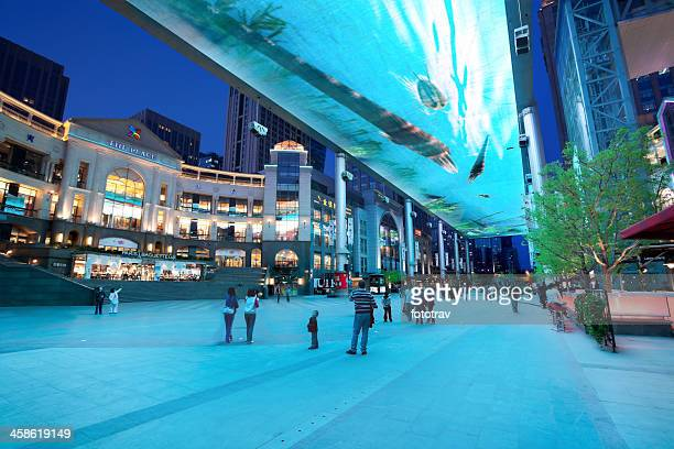 Große Außen-LCD-Bildschirm in Peking, China