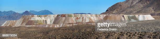 Large Panoramic Of Allied Nevada - Hycroft Mine, Nevada