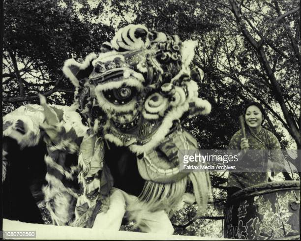 A large parade through the streets of Sydney from the Domain to the markets area with floats marching girls band and Tae Kwon Do demonstration in the...