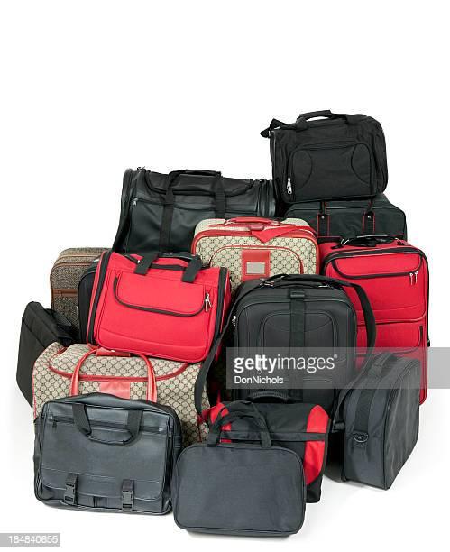 Grande Pile de bagages