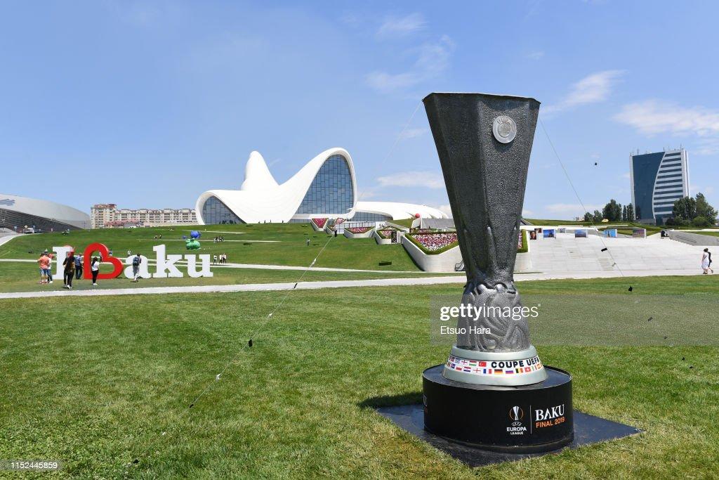 The Best Europa League Trophy Replica