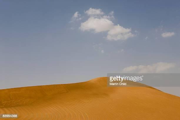 large sand dune