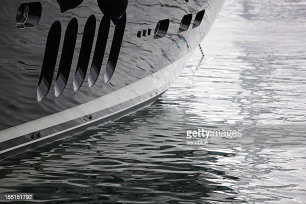 Grand Superyacht hull