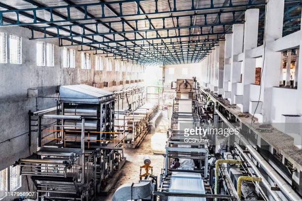 large textile industry factory - industry stock pictures, royalty-free photos & images