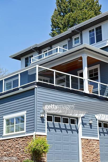 Large Three Story Custom Home