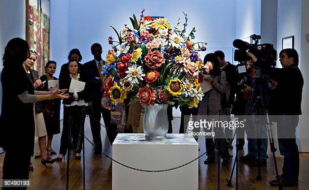 Jeff Koons Artwork Pictures And Photos Getty Images