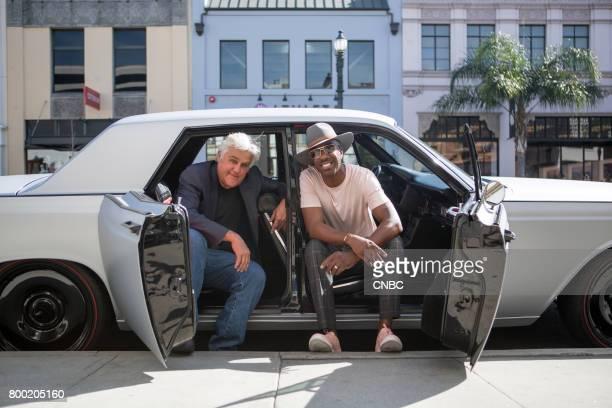 S GARAGE 'Larger Than Life' Episode 302 Pictured Jay Leno JB Smoove