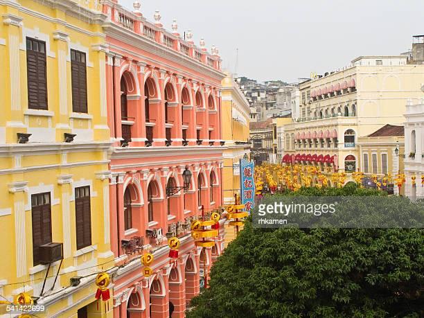 Largo do Senado (town square), Macao