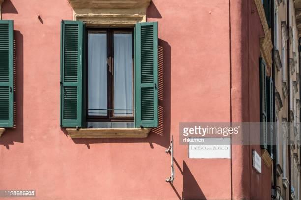 Largo Don Bosco. Castelvecchio, Verona, Veneto, Italy