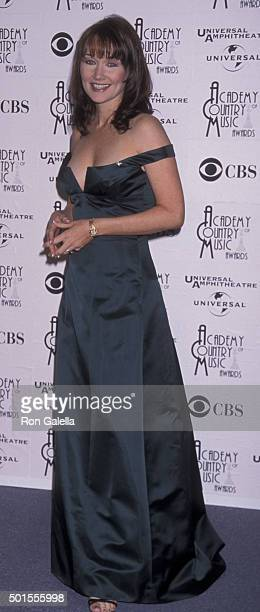 Lari White attends 33rd Annual Academy of Country Music Awards on April 22 1998 at the Universal Ampitheater in Universal City California