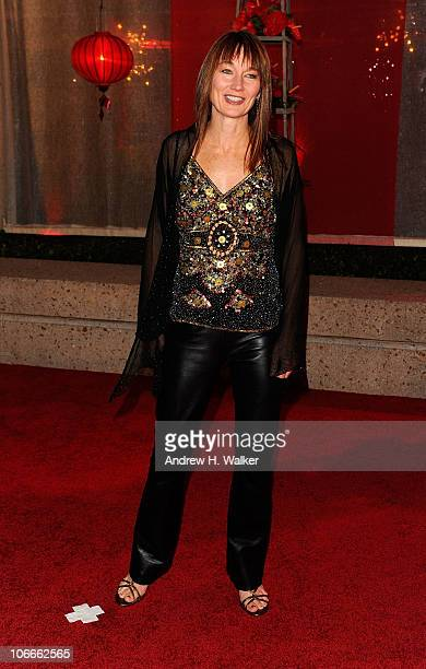 Lari White attends the 58th Annual BMI Country Music Awards at BMI on November 9 2010 in Nashville Tennessee