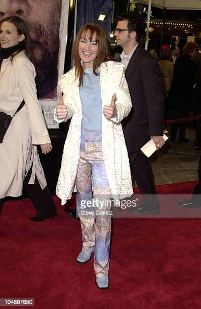Lari White during 'Cast Away' Los Angeles Premiere at Mann Village Theatre in Westwood California United States