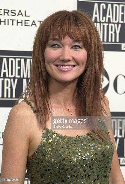 Lari White during The 36th Annual Academy of Country Music Awards Press Room at Universal Amphitheater in Universal City California United States