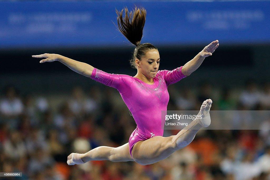 2014 World Artistic Gymnastics Championships - Day 4 : News Photo