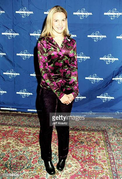 Larisa Oleynik during 1996 Cable Ace Awards at Wiltern Theatre in Los Angeles California United States