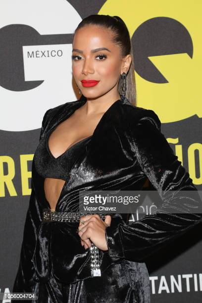 Larissa de Macedo Machado 'Anitta' attends GQ Mexico Men of the Year Awards 2018 at Centro Cultural Roberto Cantoral on October 31 2018 in Mexico...