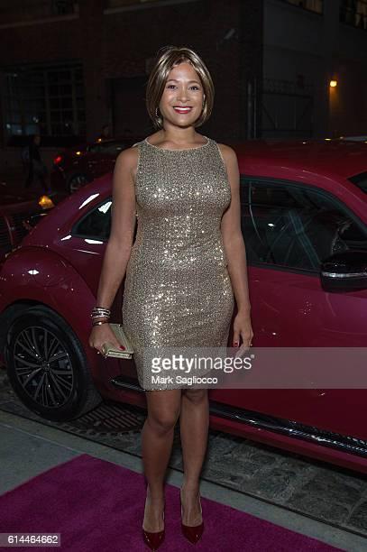 Larissa Podermanski attends The Pink Agenda 2016 Gala at Three Sixty on October 13 2016 in New York City