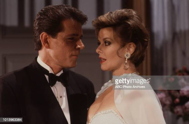 Larkin Malloy Christine L Tudor appearing on the soap opera 'Loving'