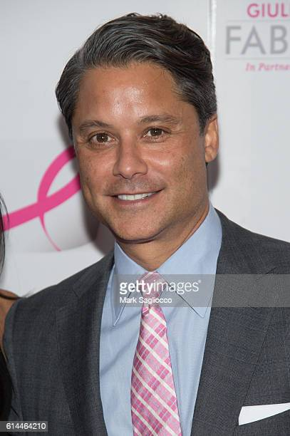 Larry Baum attends The Pink Agenda 2016 Gala at Three Sixty on October 13 2016 in New York City