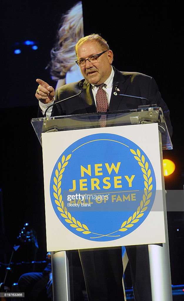 Larry Berra attends the 2016 New Jersey Hall Of Fame Induction Ceremony at Asbury Park Convention Center on April 7, 2016 in Asbury Park, New Jersey.