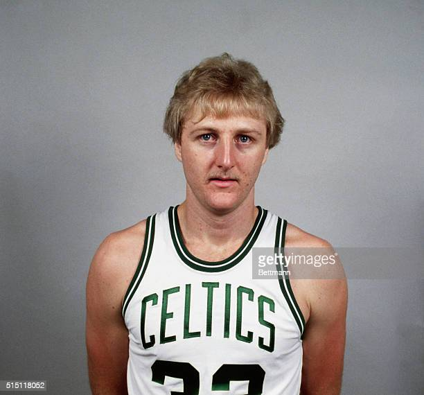 Larry Bird a superstar forward for Indiana State University was the Boston Celtics' 1st round pick in the 1978 NBA draft