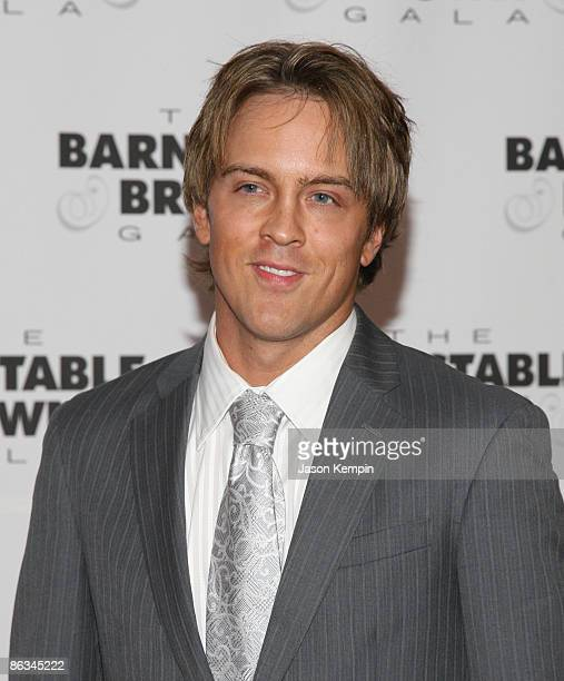 Larry Birkhead attends the Barnstable Brown Party Celebrating The 135th Kentucky Derby at Barnstable Brown House on May 1 2009 in Louisville Kentucky