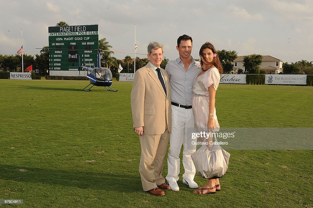 USPA Piaget Gold Cup : News Photo