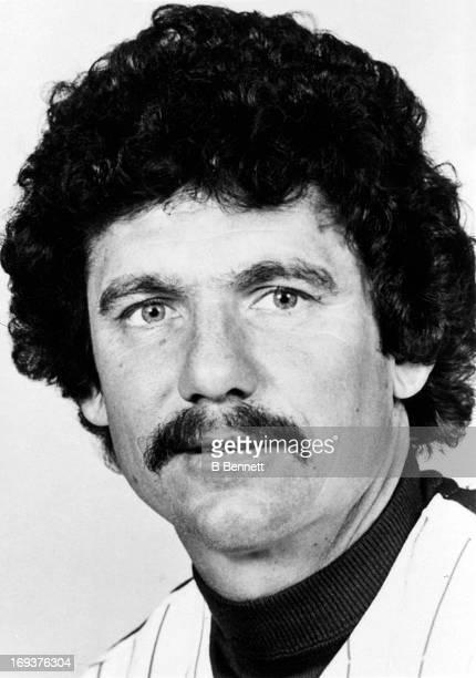 Larry Bowa of the Philadelphia Phillies poses for a portrait in April 1980 in Philadelphia Pennsylvania