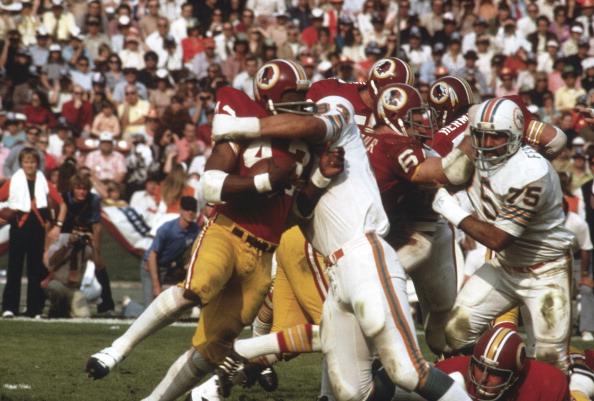 Larry Brown Redskins