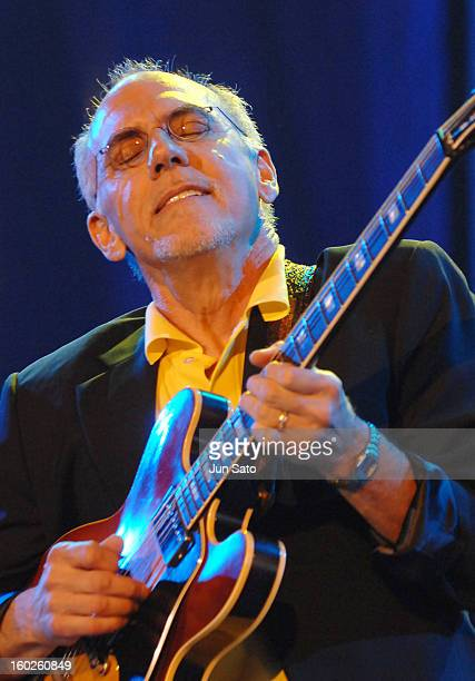 Larry Carlton during The Jazz King Concert HM The King Bhumibol Adulyadej Music Compositions Performed by Larry Carlton Benefit for the Royal Project...