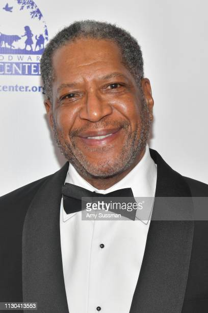 Larry Cherry attends the Hollywood Beauty Awards at Avalon Hollywood on February 17 2019 in Los Angeles California