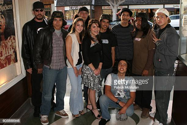 Larry Clark Carlos Ramirez Jessica Steinbaum Ashley Maldonado Milton Velasquez Eddie Velasquez Luis Rojas and Usualdo Porky Panameno and Francisco...