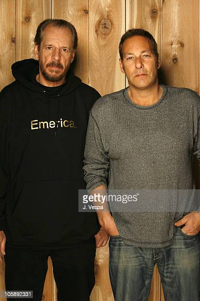 Larry Clark, director and Henry Winterstern, producer