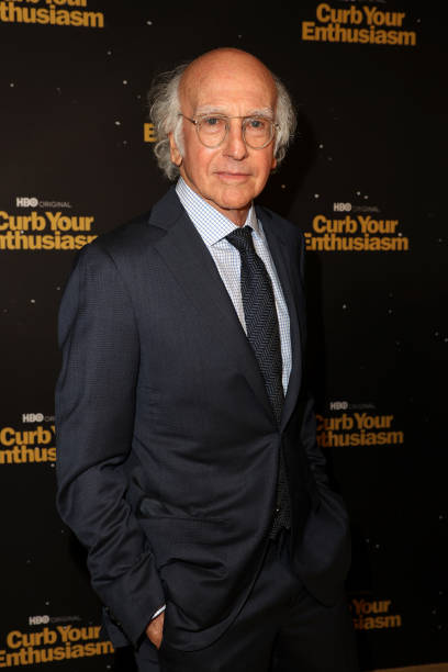 """CA: Premiere Of HBO's """"Curb Your Enthusiasm"""" - Red Carpet"""