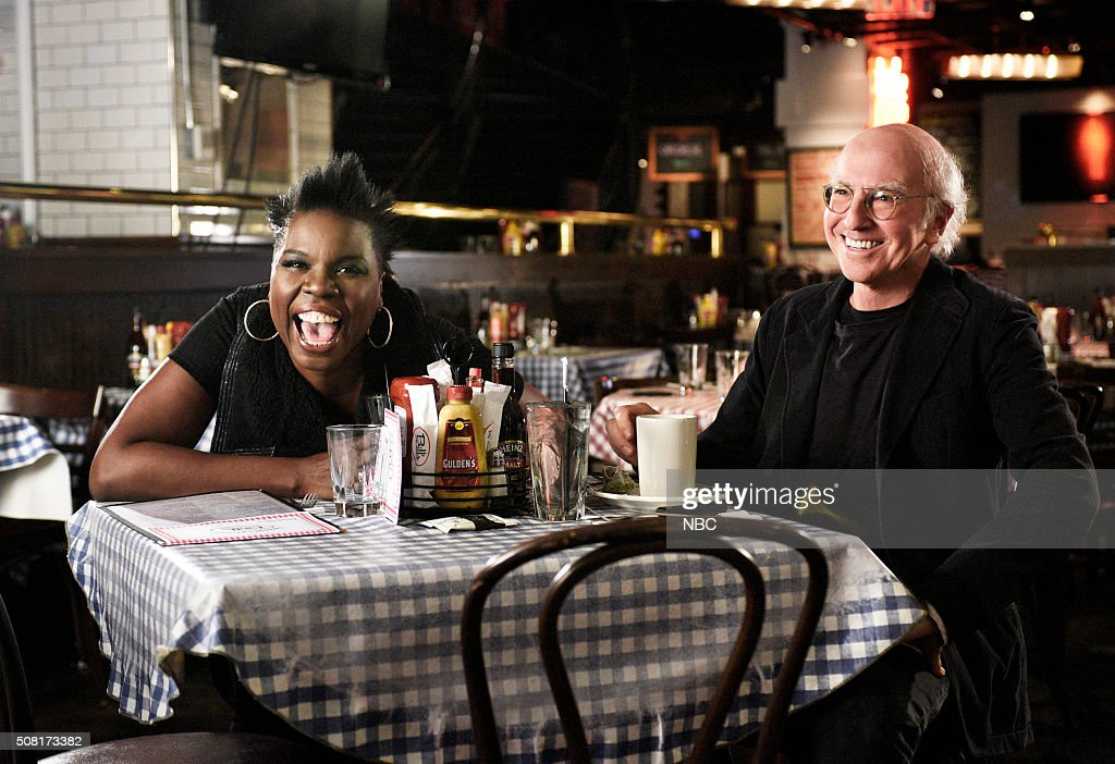 """NBC's """"Saturday Night Live"""" with guests Larry David, The 1975"""