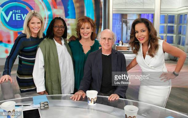 THE VIEW Larry David is the guest Thursday September 28 2017 on ABC's 'The View' 'The View' airs MondayFriday on the ABC Television Network HOSTIN