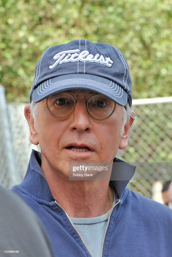 """On Location For """"Curb Your Enthusiasm"""" - July 2, 2010"""