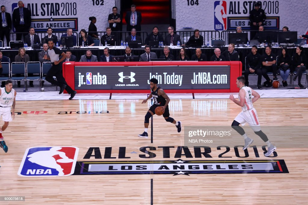 2018 NBA G League International Challenge