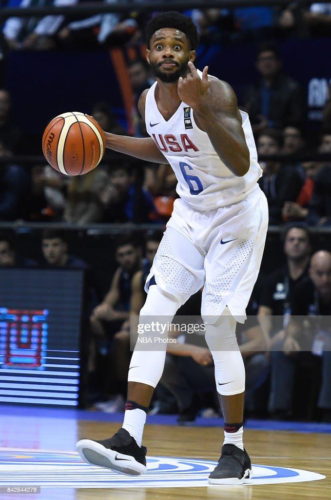 USA v Argentina - FIBA AmeriCup 2017