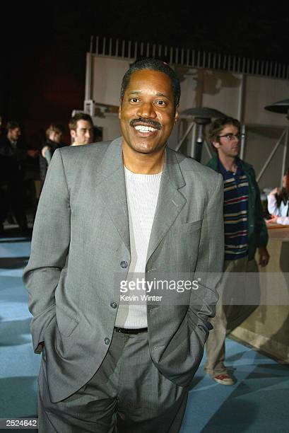 Larry Elder at the 5th Anniversary of Comedy Central's South Park at Quixote Studios in Hollywood Ca Thursday Oct 24 2002 Photo by Kevin Winter/Getty...