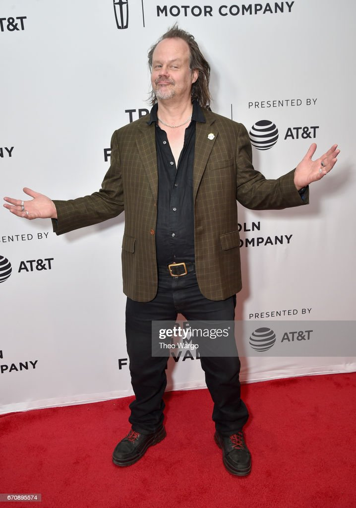 Larry Fessenden attends the 'Psychopaths' Premiere during 2017 Tribeca Film Festival at Cinepolis Chelsea on April 20, 2017 in New York City.