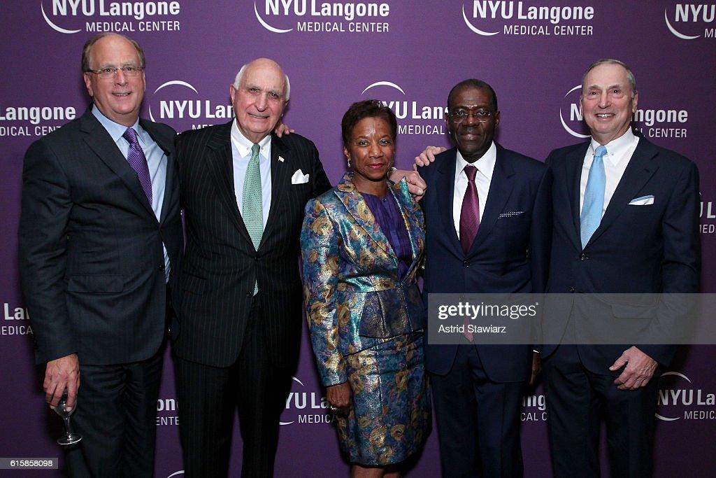 NYU Langone Medical Center's Perlmutter Cancer Center Gala