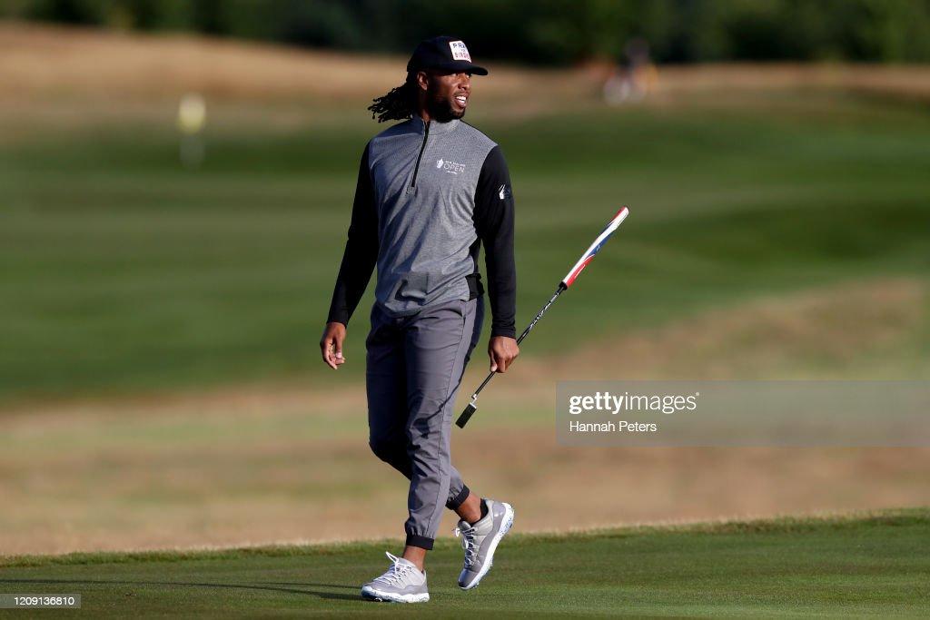 2019 New Zealand Golf Open: Day 2 : News Photo